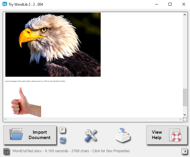 WordLib Update Released | LiveCode